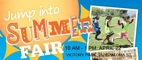 Jump Into The Jumper Trend This Summer by Jump Into Pasadena S Summer Fair Event Saturday April 22