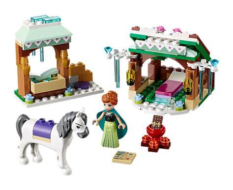 Lego 41147 Disney Frozen S Snow Adventure Original Mainan Anak s snow adventure 41147 disney lego shop