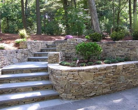 backyard retaining walls ideas pinterest the world s catalog of ideas