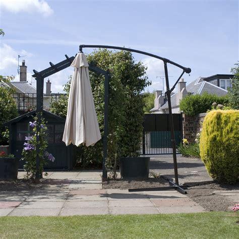 patio heat ls reviews customer reviews for ellister premier cantilever parasol