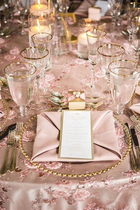 blush pink wedding table decor blush pink wedding inspiration 100 ideas
