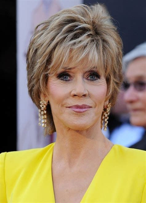 older women with long thick hair 50 perfect short hairstyles for older women fave hairstyles
