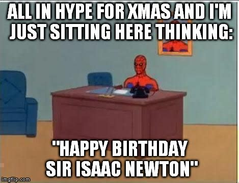 Spiderman Happy Birthday Meme - spiderman computer desk meme imgflip