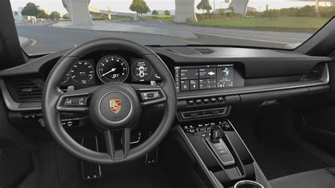 2019 Porsche Interior by Porsche 911 Interior 2019 Porsche Review Release