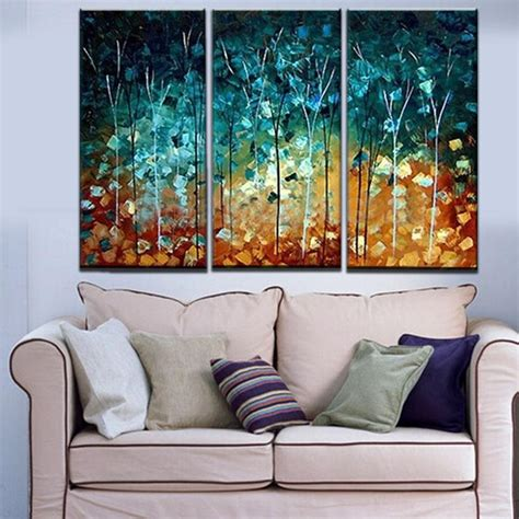 define decor 3 piece wall art set home ideas