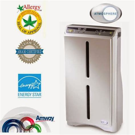 Jual Air Purifier Amway pin amway atmosphere air purifier on