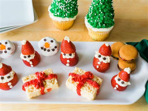 christmas food snack ideas 5 kid friendly dessert ideas hgtv