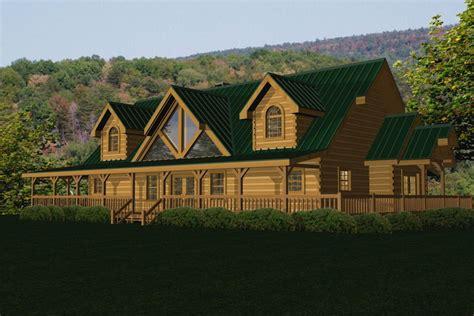 lookout battle creek log homes