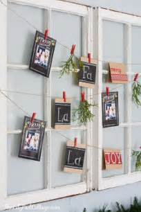 how to display cards christmas card display the lilypad cottage