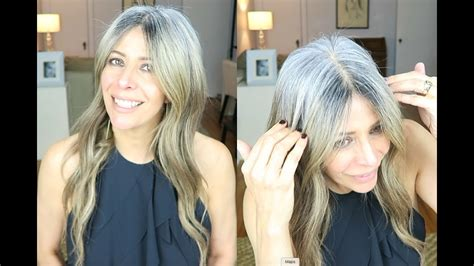 transition the next step for me gray hair inspiration transition to grey white hair rant pt 1 oops rocking