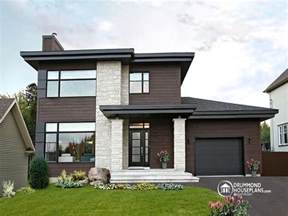 unique contemporary house plans home design and style