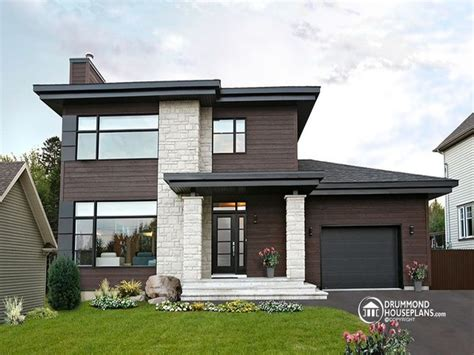 contemporary style house plans unique contemporary house plans home design and style
