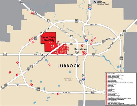 where is lubbock texas on the map paw technologies lubbock texas