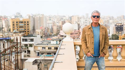 Anthony Bourdain Parts Unknown Beirut Parts Unknown Beirut The Season Finale S Best One Liners Eater