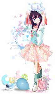 Cute Anime Girl Dolls