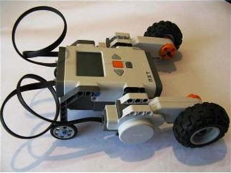 lego robot tutorial build your robot