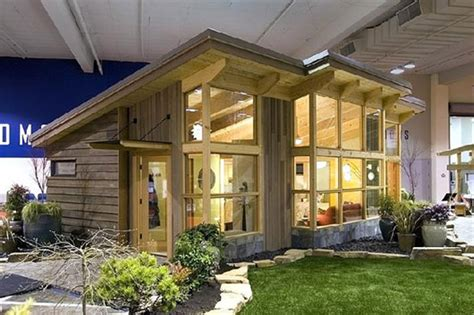 awesome mini mod cottage modern living