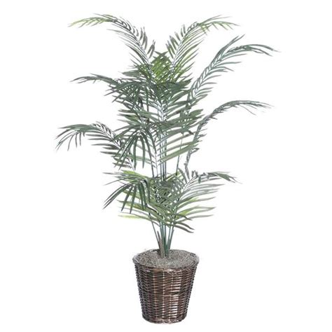 american made unlit 6ft or 7ft trees vickerman 26475 6 palm deluxe tdx0960 palm home office tree elightbulbs
