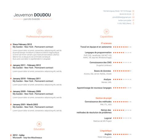 resume format docx 30 best free resume templates in psd ai word docx