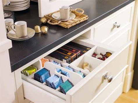 tea organization 25 modern ideas to customize kitchen cabinets storage and