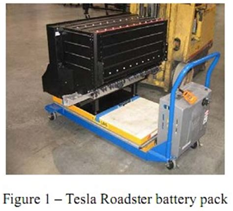 Tesla Battery Pack Cost Tesla Roadster Battery Pack New Energy And Fuel