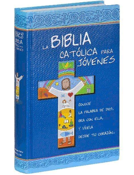 la biblia catlica para 8490731233 la biblia cat 243 lica para j 243 venes estandar encristiano com