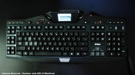 Pasaran Keyboard Logitech ulasan papan kekunci logitech g19s amanz