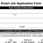 kmart online application process online application