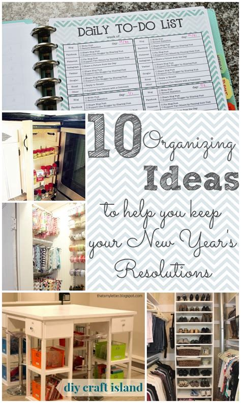 10 Organizing Ideas Home Stories A To Z | 10 organizing ideas home stories a to z