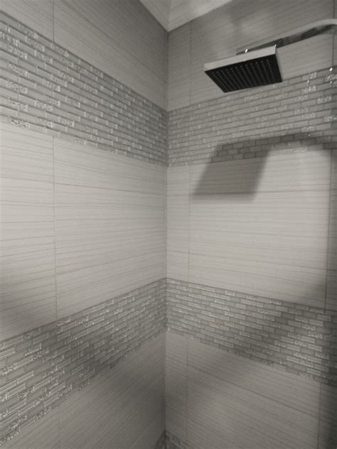 Bathroom Tile Ideas Grey | 40 gray shower tile ideas and pictures