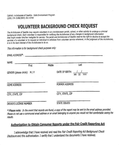Sle Background Check Report Background Check Report Sle 28 Images Background Check Application Template 28