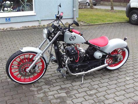 Motorrad Verkaufen Ohne Abmeldung by Wmi Barhog Bike 69 Umbau