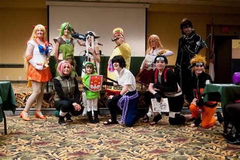 G Anime Convention 2019 by Animeland Wasabi 2019 In Denver Co Everfest