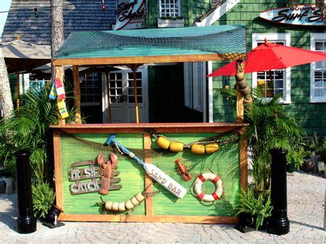 Key West Style Home Decor key west kickback bar orlando corporate event decor