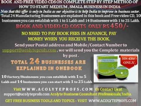 Small Scale Home Business Ideas In India Nri Business Idea To Start Business In India And Indian