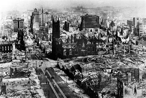 earthquake of 1906 discovered film footage of the 1906 san francisco