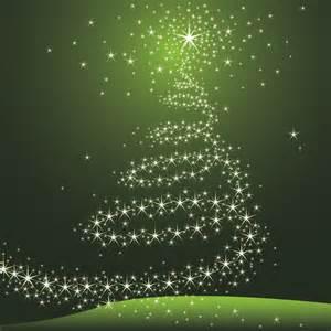 arbol de navidad verde 193 rbol estrellado decorativo de navidad en fondo verde
