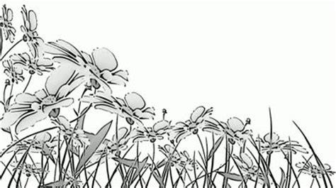 gambar tato bunga vektor clip art gratis  gambar