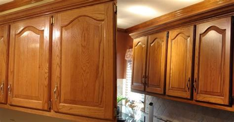 kitchen remodel with golden oak cabinets my golden oak cabinet kitchen remodel darkened with glaze