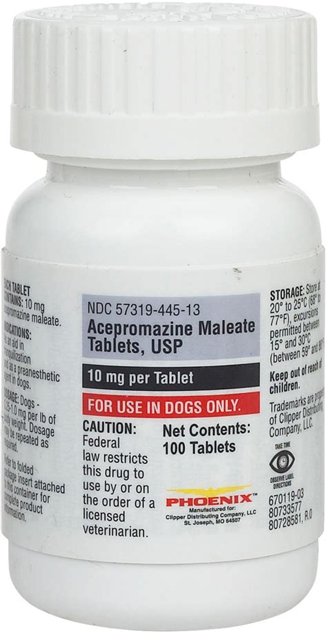 acepromazine dosage for dogs acepromazine maleate for dogs generic brand may vary safe pharmacy behavior rx
