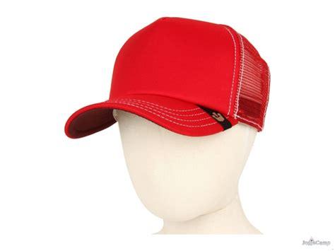 Topi Warna Merah detil produk topi merah mozaic