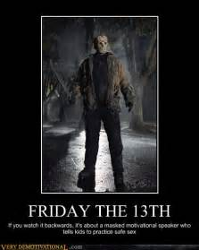 funnies and interesting trivia about friday the 13th
