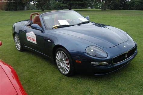 Maserati Spyder 2002 by 2002 Maserati Spyder Information And Photos Momentcar