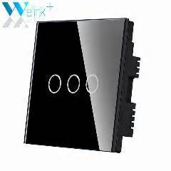 ac110 240v wall switch 3 touch light switch uk