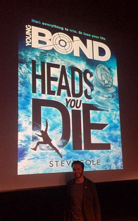 young bond heads you the book bond heads you die will be released in a limited edition hardcover