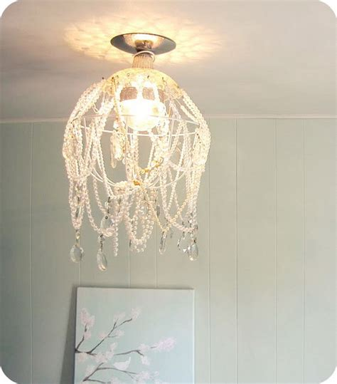 Chandelier Diy Ideas Fantastic Diy Chandelier Tutorials And Ideas For Decorating On A Budget