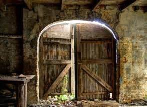 used barn doors barn doors brown