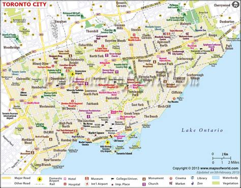 map directions toronto toronto map future travel hopes