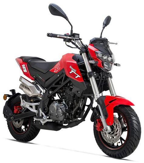Motorrad Mieten 125 Ccm by Gebrauchte Benelli Tnt 125 Motorr 228 Der Kaufen