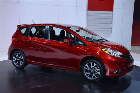 nissan note 2015 2015 nissan versa note sr picture 541176 car review